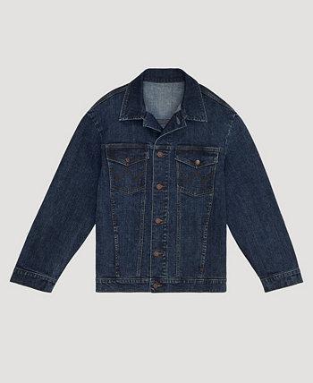 Мужская джинсовая куртка без подкладки Wrangler