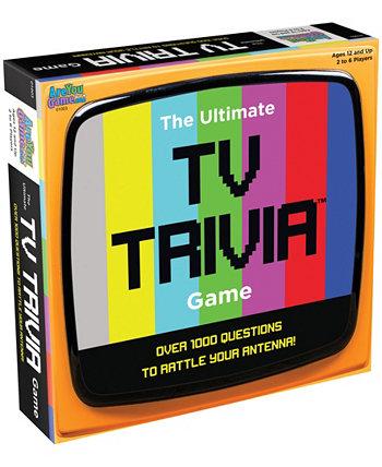 Ultimate TV Trivia Game Areyougame