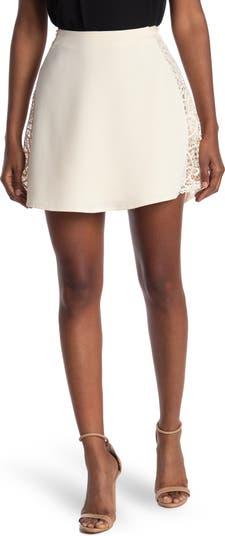 Мини-юбка с крючком Lucy Paris