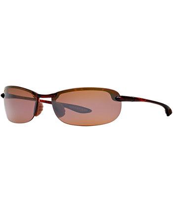 Поляризованные солнцезащитные очки Makaha, 405 Maui Jim
