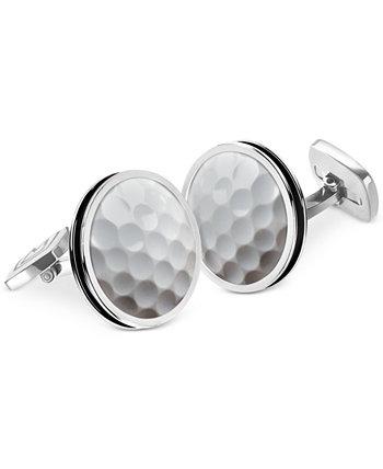 Круглые запонки для мяча для гольфа M-Clip