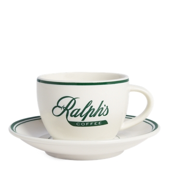 Ralph's Coffee Espresso Cup  Size Ralph Lauren