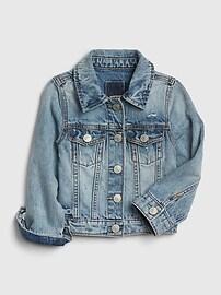 Джинсовая куртка для малышей Gap