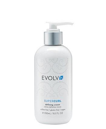 SuperCurl Defining Cream, 8,5 унций EVOLVh