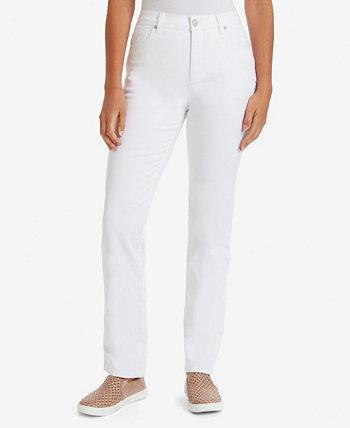 Женские брюки Amanda Jean, стандартные и маленькие размеры Gloria Vanderbilt