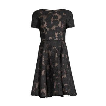 Новинка Fit & amp; Платье-клеш SHANI
