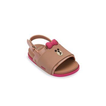 Baby's, Little Girl's & amp; Сандалии Girl's Mini Melissa x Line Friends Mini Melissa