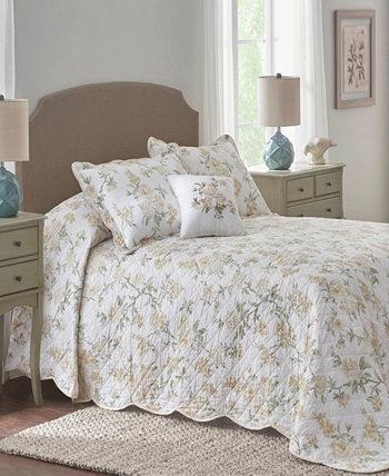 Покрывало Nostalgia Home Juliette с двумя односпальными кроватями WestPoint Home