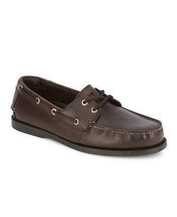 Мужская классическая обувь ручной вышивки Vargas Dockers