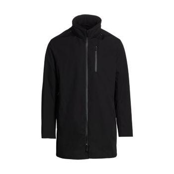 Длинная куртка Matrix Emporio Armani