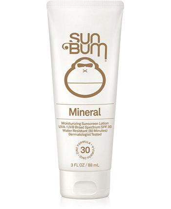 Минеральный солнцезащитный лосьон SPF 30 Sun Bum