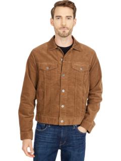 Куртка Trucker из эластичного вельвета J.Crew
