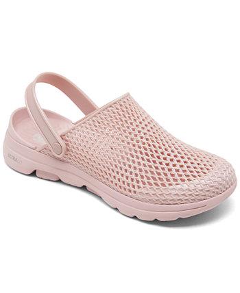 Women's Foamies- Gowalk 5 - Sea Scape Clogs from Finish Line SKECHERS
