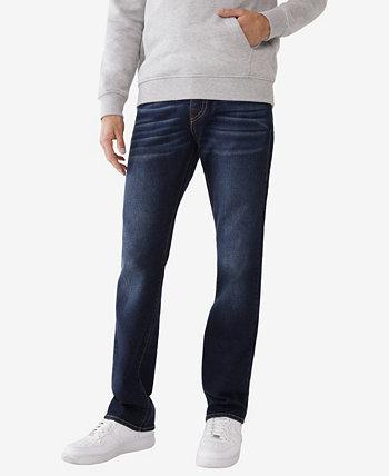 Мужские джинсы прямого кроя Ricky True Religion