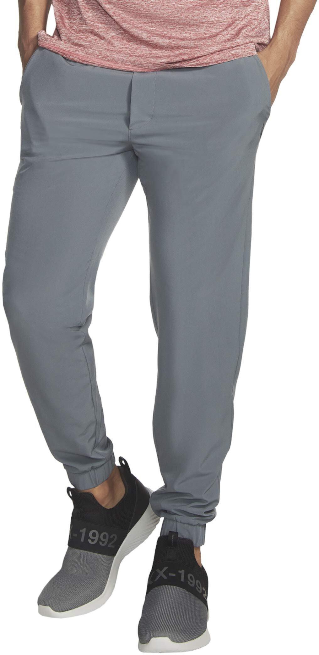 Спортивные штаны-джоггеры Go Walk из мягкой ткани SKECHERS