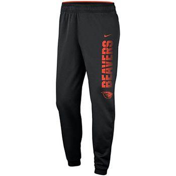 Men's Nike Black Oregon State Beavers 2019 Sideline Therma Performance Pants Nike