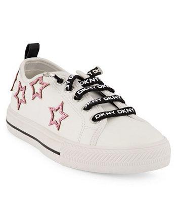 Little Girls Hannah Star Sneakers DKNY