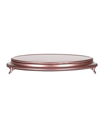 Металлическая подставка для свадебного торта Jocelyn 18 дюймов Amalfi