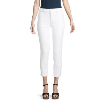 Florence Mid-Rise Cropped Skinny Jeans DL1961