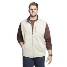 Big & Tall IZOD Sportswear Classic-Fit Colorblock Stretch Vest IZOD