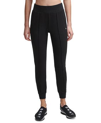 Спортивные штаны-джоггеры DKNY