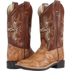 Седло (Малыш / Маленький ребенок) Old West Kids Boots