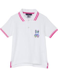 Футболка-поло Bradly (для маленьких / больших детей) Psycho Bunny Kids