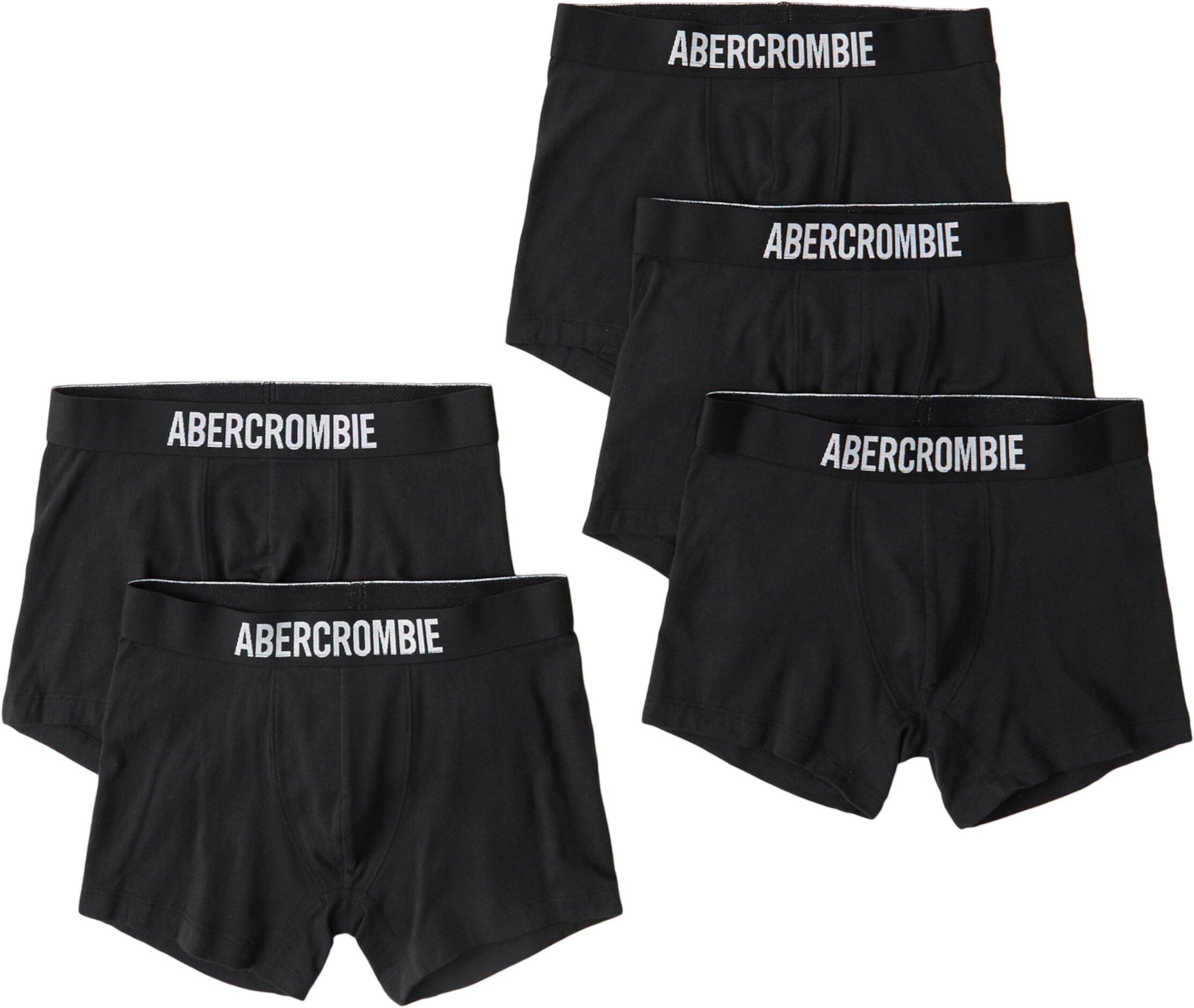 Нижнее белье Basic Solids (для маленьких / больших детей) Abercrombie kids