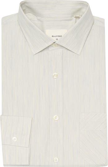Holt Stripe Print Dress Shirt Billy Reid