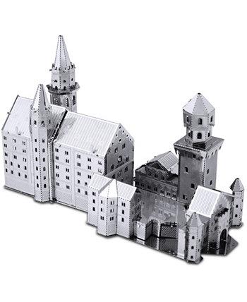 Metal Earth 3D Metal Model Kit - Замок Нойшванштайн Fascinations
