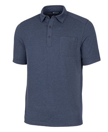 Мужская футболка-поло из джерси большого и высокого роста Advantage Cutter & Buck