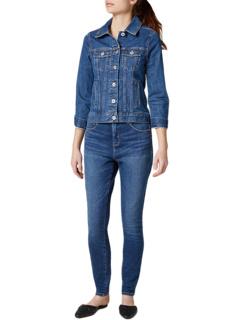 Kiara Классическая джинсовая куртка Jag Jeans