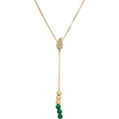 19-дюймовое регулируемое Y-образное ожерелье с заземлением Alex and Ani