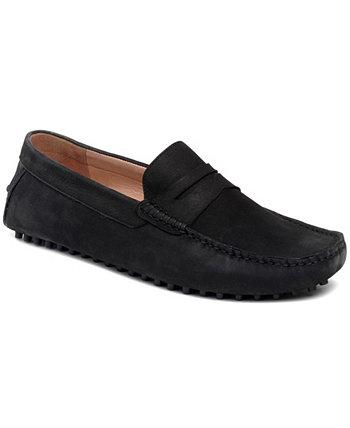 Мужские повседневные туфли без шнурков Ritchie Driver Loafer CARLOS by Carlos Santana