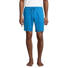 Big & Tall Lands' End Comfort Knit Pajama Shorts Lands' End
