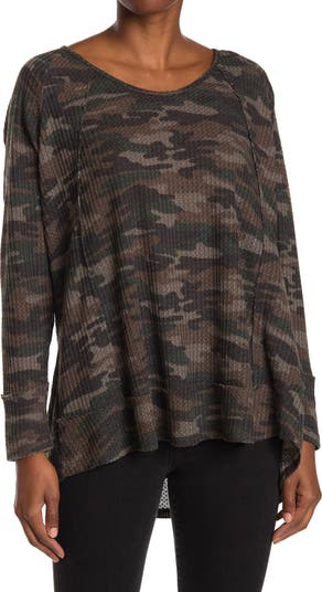 Вязаный свитер с V-образным вырезом и длинными рукавами Forgotten Grace