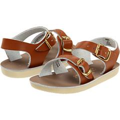 Сан-Сан - Морские водоросли (младенцы / малыши) Salt Water Sandal by Hoy Shoes