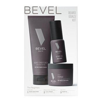 Bevel Men's Beard Goals Kit Bevel