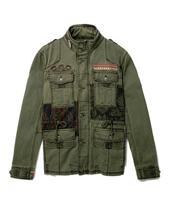 Men's Ethnic Military inspired Jacket Desigual