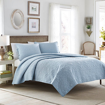 Комплект стеганого одеяла Full / Queen Felicity Laura Ashley