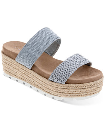 Aria Espadrille Flatform Sandals Esprit
