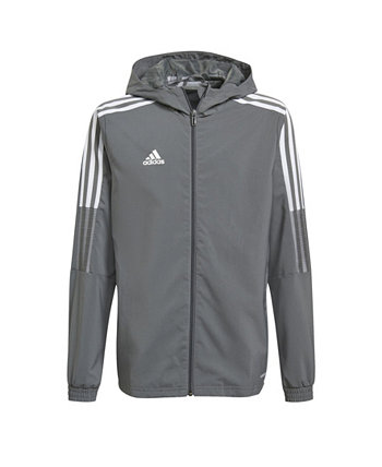 Куртка-ветровка Big Boys Tiro 21 Adidas
