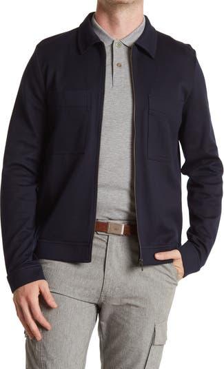 Гибридная куртка Drew на молнии спереди Selected Homme