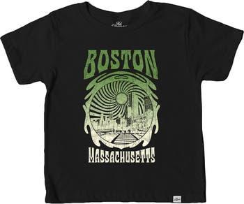 Футболка Boston Sun Kid Dangerous