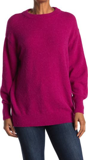 Knit Pullover Sweater CLOSED