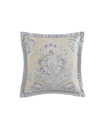 Декоративная подушка Loretta Square, 20 дюймов x 20 дюймов Croscill