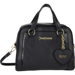 It's a Man's World Dome Satchel Juicy Couture