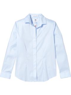 Магнитная блузка с V-образным вырезом MagnaClick