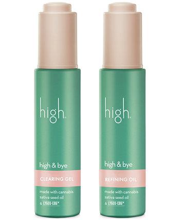 2-шт. Набор High & Bye High