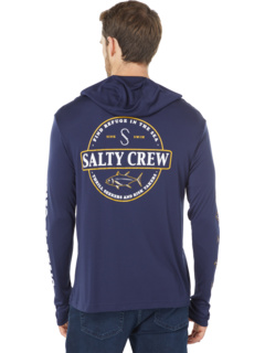 Рашгард из глубоководного капюшона Salty Crew